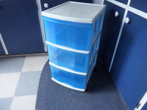 Plastic Storage Unit