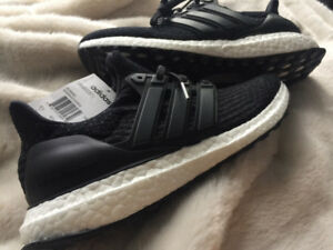 Adidas Ultraboost (YOUTH) - BLACK - NEW