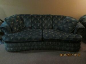 Sofa and Chair $200.00.