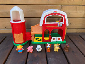 ferme Fisher Price Little people