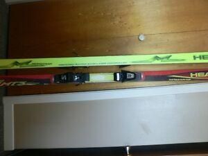 ski alpin HEAD mt3 185 cm