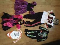 Halloweens costumes children's