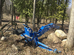 New Holland Backhoe Attachment