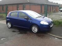 Fiat Grande Punto 1.2 Active FINANCE AVAILABLE WITH NO DEPOSIT NEEDED