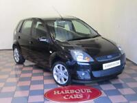 2008 08 Ford Fiesta 1.4 Zetec Blue Edition
