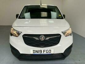 2019 Vauxhall COMBO CARGO 2300 Edition L2 H1 Diesel 1 Owner Service History Car