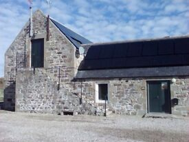 The Bothy, 2 bedroom appartement for long term rental min. 12 months