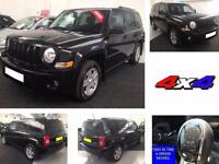 2010 Jeep Patriot 2.2 CRD Sport Plus Station Wagon 4x4 5dr