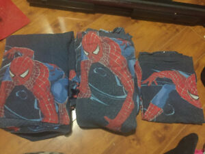 Spiderman bedding & stuffie , superhero mat,  Disney frozen mat