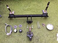 Zafira B Vauxhall Witter genuine Towbar complete with ball fixings 2 years old great condition