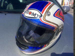 TOP OF THE LINE HELMENT (PAID $390)
