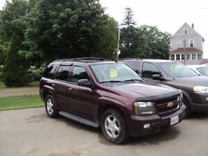 2006 Chevrolet Trailblazer SUV, Crossover 4x4