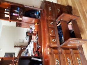 Set de chambre rustique