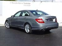 Mercedes-Benz C Class C250 CDI BLUEEFFICIENCY AMG SPORT (silver) 2013-09-30