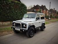 2003 Land Rover Defender 90 TD5 County Spec Thousand's Spent