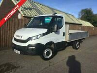 2017 67 IVECO DAILY AUTOMATIC DROPSIDE 2.3 35S14 135 BHP ** AUTOMATIC ** DROPSID