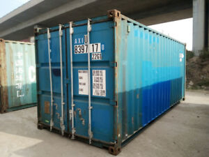 Steel Shipping Containers / Sea Container / Cargo Container
