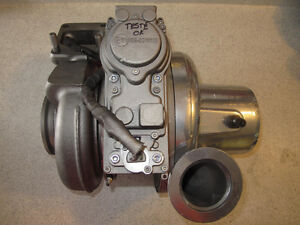 Cummins ISX rebuilt turbo Holset HE561VE with actuator