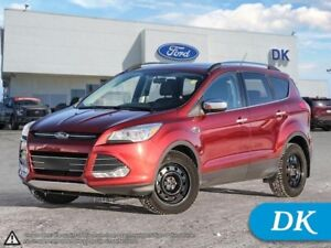 2015 Ford Escape SE AWD 2.0L w/Leather, Moonroof, Nav **Certifie