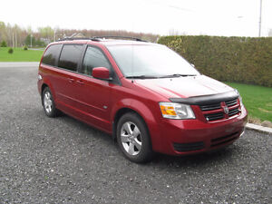 2009 Dodge Grand Caravan SE Flex Fuel Familiale