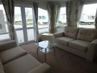 STUNNING STATIC CARAVAN FOR SALE ON NORTH EAST COAST - SITE FEES INCLUDED!