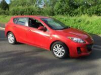 2012 Mazda Mazda3 1.6 TS 5dr Hatchback Petrol Manual