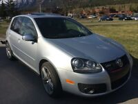 2008 VW GTI (top line golf)
