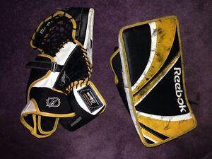 Gants hockey