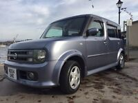 *** NISSAN CUBIC AUTOMATIC 2005 '54' PLATE ***