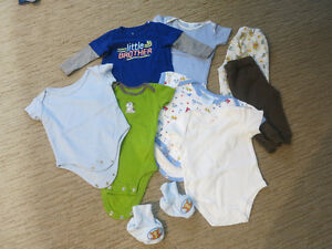 3-6 month Boys Clothing Lot