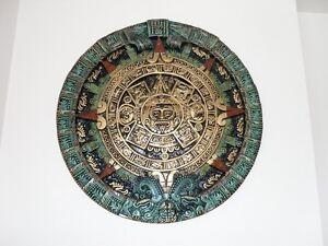 AZTEC CALENDAR IN ALVASTON - FROM MUSEUM COMPANY - $430 (HARBOUR