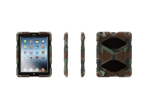 Griffin Technology Survivor iPad 2 and 3 Hunter Camo Black