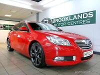 Vauxhall Insignia 2.0CDTI 16V SRI 160PS VX Line Red [SAT NAV and 20 ALLOY WHEELS
