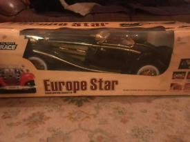 Radio control Roadster car