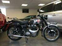 1959 BSA A7 SHOOTING STAR 500cc TWIN, LOTS OF UPGRADES !! CLASSIC MOTORCYCLE