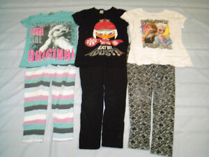 Girls Summer Clothes size 10 & 10/12 yrs