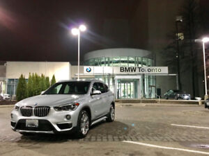 2017 BMW X1 LeaseTakeover, LOW KMS, Cash Incentive - HURRY!!!