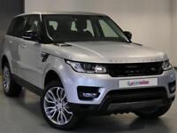 2016 Land Rover Range Rover Sport 3.0 SDV6 [306] HSE Dynamic 5dr Auto Diesel sil