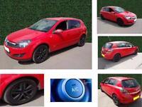 2008 Vauxhall Astra 1.4 i 16v SXi 5dr