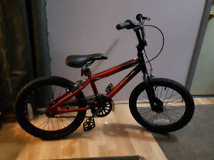"18"" BMX Huffy Avenger bike 5-8 yrs"