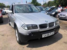 BMW X3 2.0 d Sport 5dr **CAR OF THE WEEK* REDUCED £495**