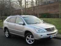 Lexus RX 400h 3.3 CVT SR FULL LEXUS MAIN DEALERSHIP SERVICE HISTORY for sale