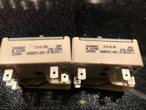 Two  infinity switches for Kenmore stove.