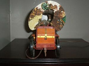 Chuckwagon Lamp made in Canada Prince George British Columbia image 4