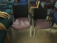 Senator reception chair