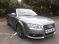 2009 AUDI A4 CABRIOLET 2.0TDI S-LINE SPECIAL EDITION