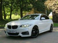 2014 64 BMW 2 SERIES 2.0 225D M SPORT 2D 215 BHP DIESEL
