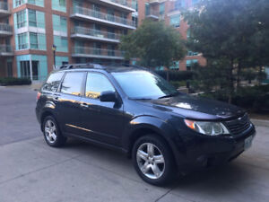 2009 Subaru Forester X Limited Wagon with NEW ENGINE
