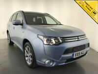 2015 MITSUBISHI OUTLANDER GX 4H PHEV AUTO HYBRID 4WD 1 OWNER SERVICE HISTORY