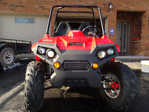 2013 Extended, Youth Sport Side x Side/UTV made by ODES